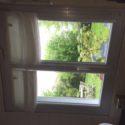 """Fenêtre de cuisine double vitrage (maison """"Chêne"""") et volet roulant à vendre"""
